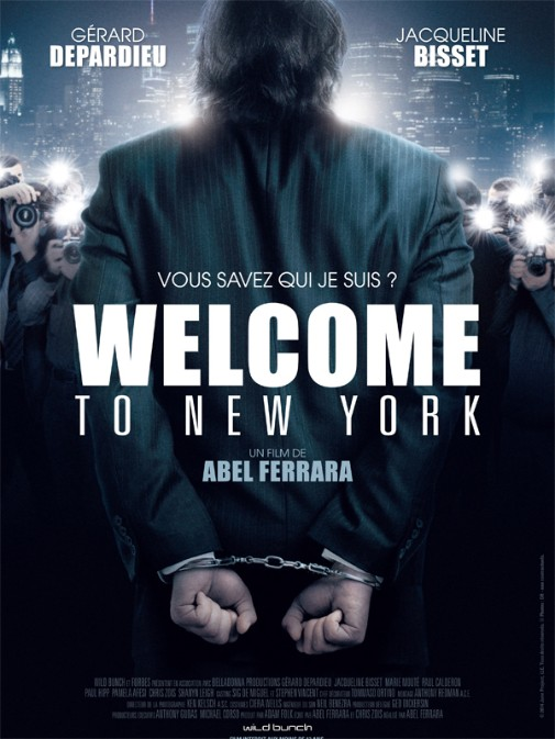 Affiche du film welcome to New-York