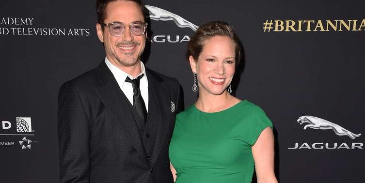 Carnet rose : Robert Downey Jr est un papa aux anges !
