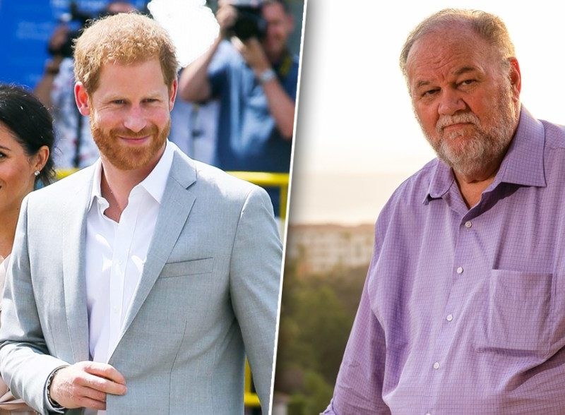 Thomas Markle s'en prend violemment au prince Harry