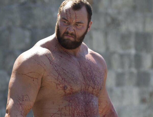 Game of Thrones : Hafþór Björnsson (la Montagne) bat un nouveau record !