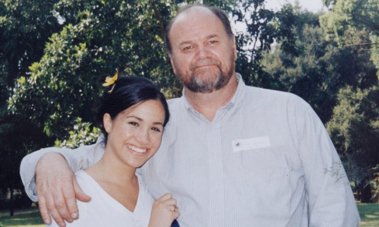 Meghan Markle et Thomas Markle @Image extraite du documentaire « Thomas Markle : My story » –
