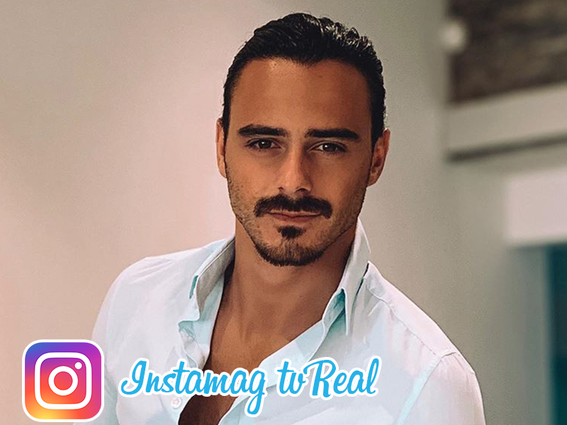InstaMag TV Real : Benjamin Samat montre sa nouvelle dentition !
