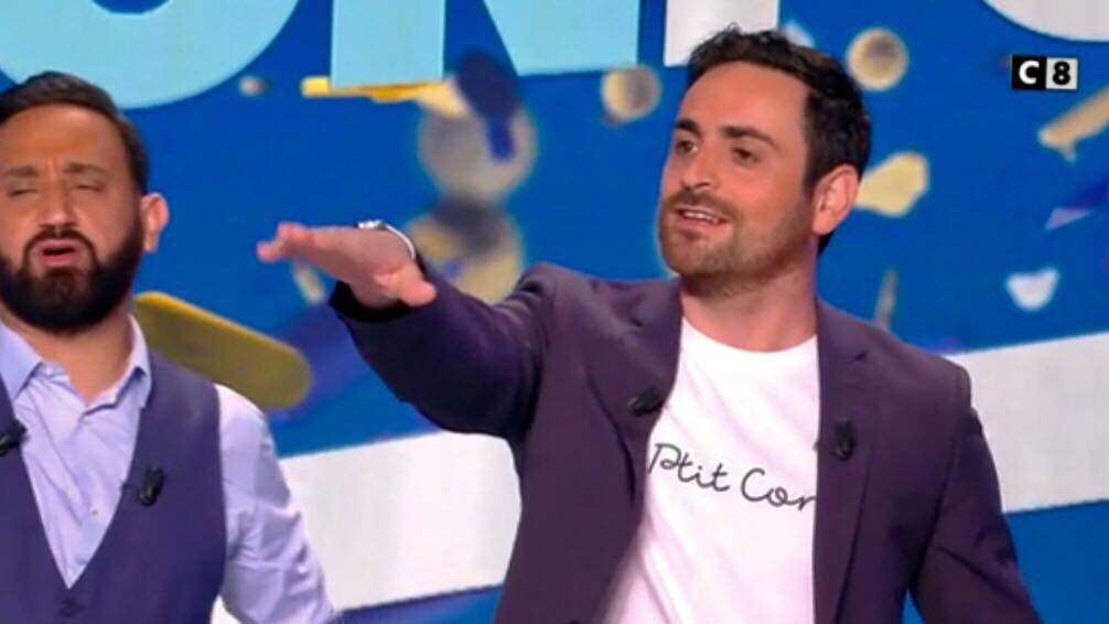 Camille Combale – TPMP