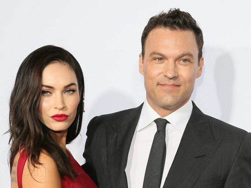 Brian Austin Green quitté par Megan Fox :