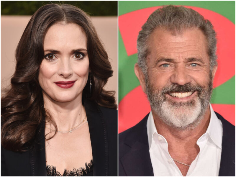 Quand Winona Ryder accuse Mel Gibson d'antisémitisme