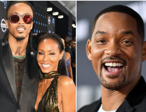 August Alsina confirme sa liaison avec Jada Pinkett Smith : « Will Smith m'a donné sa bénédiction »