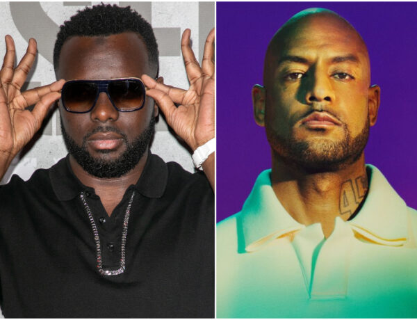 Gims pose avec son bébé : Kaaris applaudit, Booba le tacle