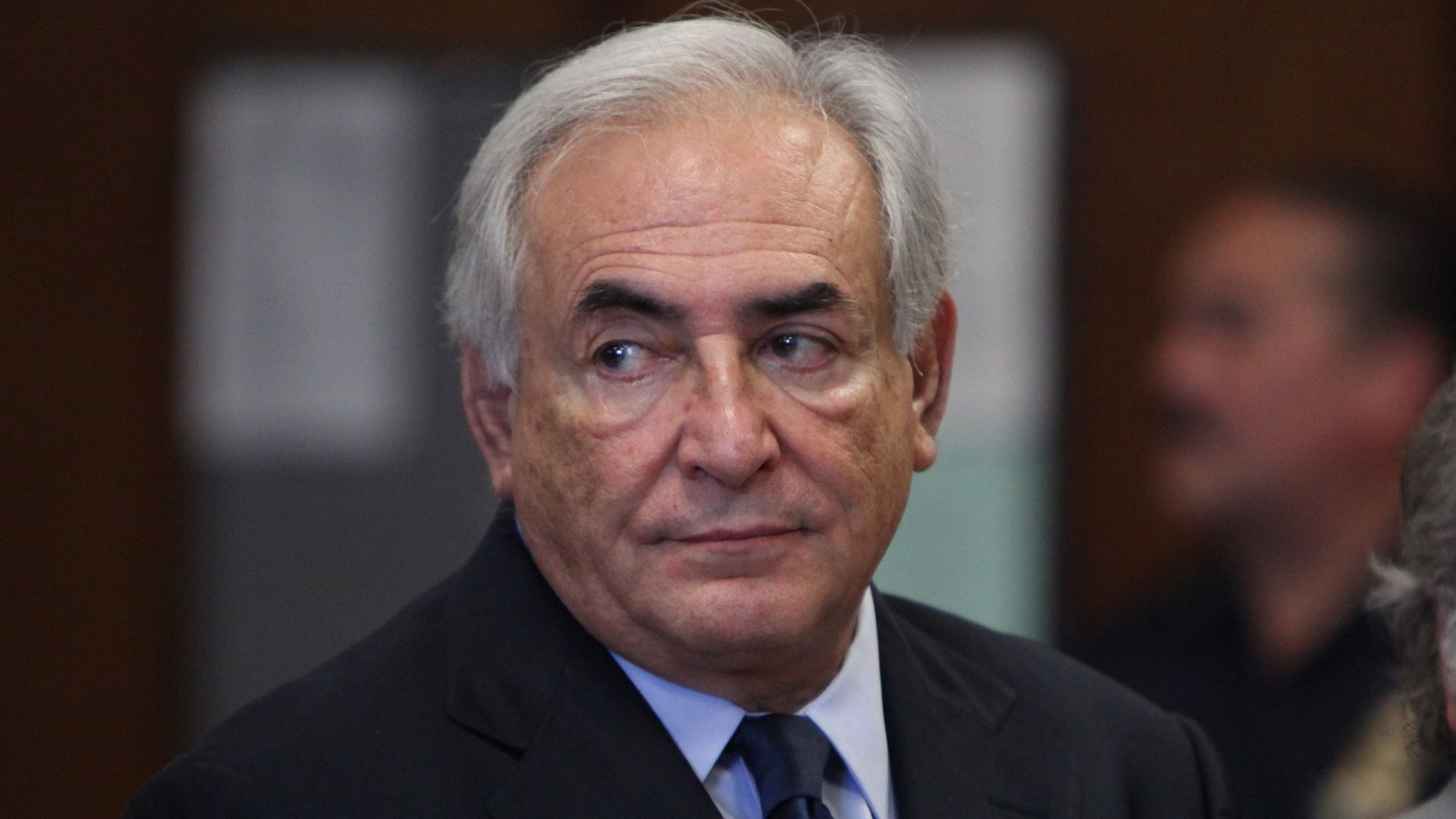 Dominique Strauss-Kahn @AFP
