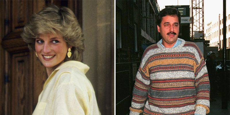 Lady Lady Diana et Hasnat Khan @Getty Images: